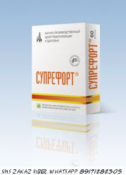 Супрефорт. Пептид поджелудочной железы 60 капсул
