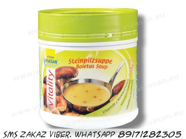 Суп грибной VITALITY диет